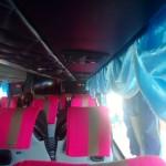 Bus public tout confort