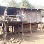 Village Lahu où nous avons dormi