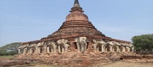 PHOTOS : THAILANDE DU NORD (SUKHOTHAI)