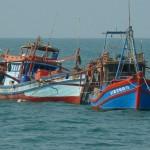 Traversée vers l'ile de Phu Quoc