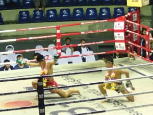 Boxe thai_Ouverture