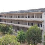 Ancien lycée français transformé en prison par les khmer rouges