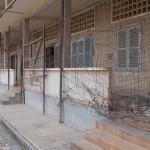 Bâtiments grillagés pour éviter le suicide des détenus