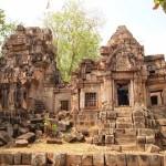 Temple pré-angkorien