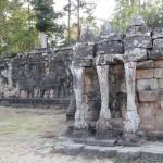 Terrasse des éléphants surplombant la place royale