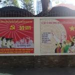 Affiches du partie communiste