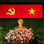 Buste de Ho Chi Minh