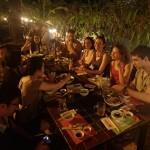 Diner au bbq Garden