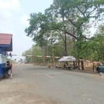 Poste frontière Cambodge-Laos