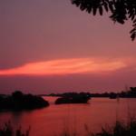 Couché de soleil le 2ème jour (vraies couleurs!!)