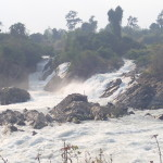 Plus large cascade d'Asie du sud est
