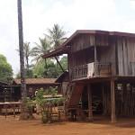Village animiste sur le plateau
