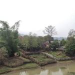 Premier village traversé