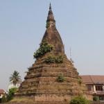 Stupa noir aux origines méconnues