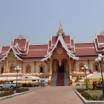 Plus grand temple du Laos