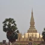 Plus grand stupa du Laos