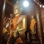 Le Bouddha illuminé ;)