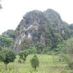 Grottes de Vieng Xai où vécurent pendant 9 ans les laotiens pour échapper aux bombardements US