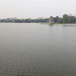 Lac central de Hanoi