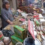 Quartier musulman à Xian