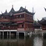 Quartier du vieux Shanghai