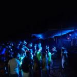 Beach party le 1er soir à Xiamen