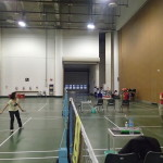 Parties de Badminton