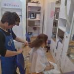 Coupe de cheveux expresse à 1€!!