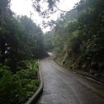 """Ancienne route vers le sommet du """"Peak"""" de HK"""