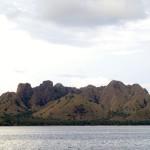 Arrivée à Komodo Island