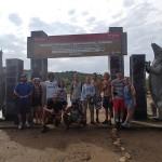 Entrée de Rinca Island dans le parc national de Komodo