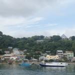 Arrivée au port de Labuan Bajo