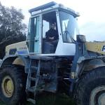 Travail à la ferme