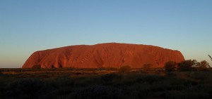 PHOTOS : AUSTRALIE (DESERT)