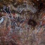 Peintures rupestres aborigènes