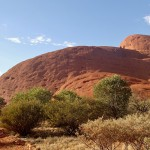 Valley of winds (les Olgas)