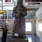 Arrivée à l'aéroport d'Auckland