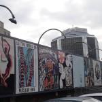 Street art à Auckland
