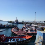 Port de Valparaiso