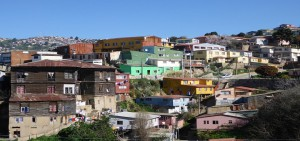PHOTOS : CHILI (VALPARAISO & SANTIAGO)