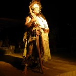 Spectacle de danse traditionnelle Rapa Nui