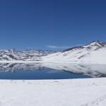 Vue sur la lagune à 4500m!!