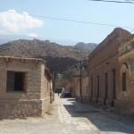 L'un des différents villages traversés...