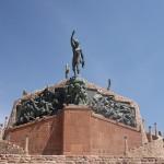 Monument de l'Indépendance à Humahuaca