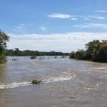 Visite des chutes coté argentin le lendemain