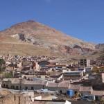 Ville de Potosi à 4000m d'altitude
