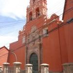 Couvent Santa Teresa pour les filles des riches familles expatriées espagnoles