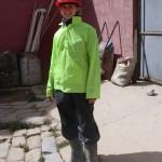 Préparation à la visite des mines d'argent