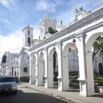 Ville de SUcre, capitale constitutionnelle et judiciaire de Bolive