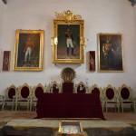 Salle où a été décrété l'indépendance de la Bolivie